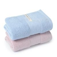 聚划算百亿补贴:Grace 洁丽雅 纯棉毛巾 72*32cm 88g 2条装