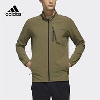 潮流男款时尚运动户外开衫高领休闲男子夹克外套