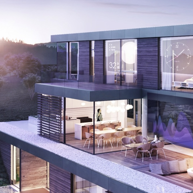 品质好东西 : 欧瑞博 全屋智能家居升级套装 一室一厅一阳台(含产品、包安装)
