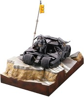 Kaiyodo JUL189061 Revoltech Lr-054:黑暗骑士三部通用推车复制品