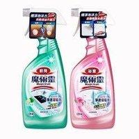 88VIP:KAO 花王 魔术灵 厨房浴室清洁剂组合 500ml*2瓶装 *2件 +凑单品