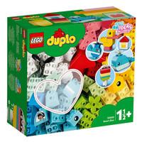 LEGO 乐高 得宝系列 10909 心形创意积木盒 +凑单品