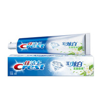 Crest 佳洁士 3D炫白 茉莉茶爽牙膏 240g