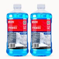 TUHU 途虎 途安星 -25℃ 汽车玻璃水 1.8L*2桶 *2件