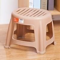 聚划算百亿补贴:Citylong 禧天龙 塑料矮凳 30.5*27.4*23.2cm