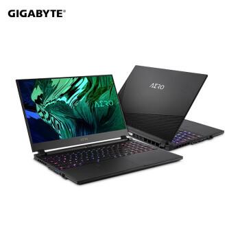 GIGABYTE 技嘉  AERO 15 OLED XC 15.6英寸创意设计笔记本(i7-10870HK、32GB、1TB、RTX3070MQ)