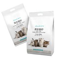 ibuck 爱巴克 沸石豆腐猫砂 6L