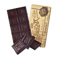 京东PLUS会员:思巴达客   黑巧克力   90g *4件