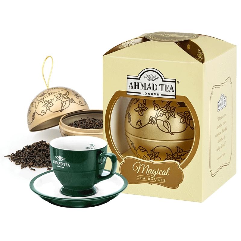 AHMAD 亚曼 TEA英式1号红茶 30g *3件