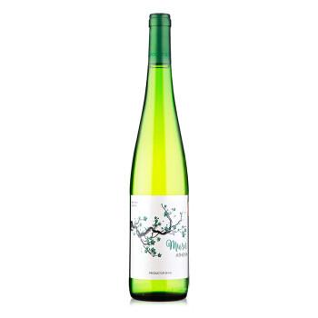 宜兰树 冰后甜白葡萄酒750ml 西班牙进口红酒 *5件