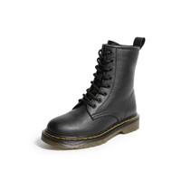 SENDA 森达 V9IZ7005DU1DZ8 女士马丁靴