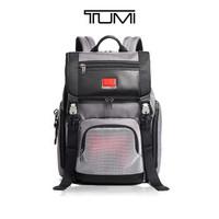 TUMI 0232651GBR Alpha Bravo系列 男士翻盖男士双肩背包