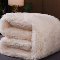 兰序 加厚榻榻米羊毛褥子 150*200cm