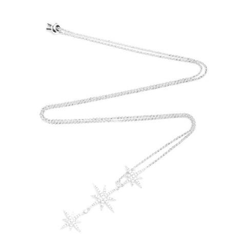 APM Monaco  AC3350OX 女士925银项链65cm