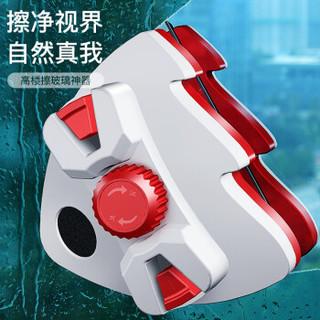 依来洁 双面擦玻璃神器家用高层强磁可调磁擦窗器双层玻璃清洁清洗工具洗玻璃刮水器适用10-38mm