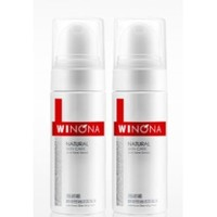 WINONA 薇诺娜 舒缓控油洁面泡沫 50ml *2瓶