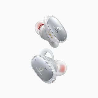 SoundCore 声阔 Liberty 2 Pro 入耳式真无线圈铁蓝牙降噪耳机 白色