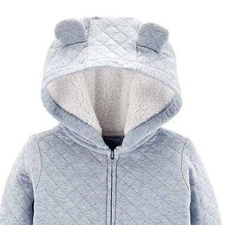 Carter's 孩特 127H413 儿童外套 灰蓝色 80-85cm