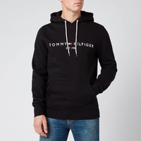 Tommy Hilfiger 汤米·希尔费格 男士徽标连帽卫衣
