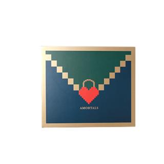 AMORTALS 尔木萄 萄色浪漫16色眼影盘套盒