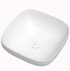 diiib 大白 DXD22001-1031 缤果艺术 圆形台下盆 白色亮面
