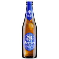 Wurderburg 沃德古堡 小麦白啤酒 500ml*12瓶 *3件