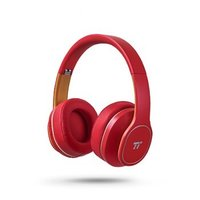 TaoTronics TT-BH047 耳罩式头戴式蓝牙降噪耳机 红色