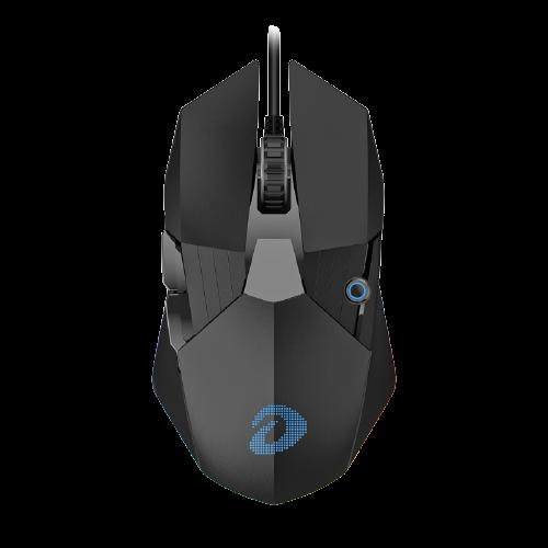 有券的上、京东PLUS会员 : Dareu 达尔优 A970 USB 有线鼠标 18000dpi RGB黑色