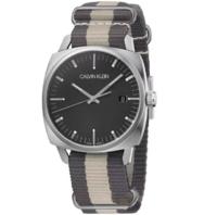 Calvin Klein 卡尔文·克莱  K9N111P1 男士石英手表