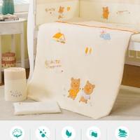 IAI 嬰愛 嬰兒床上用品八件套