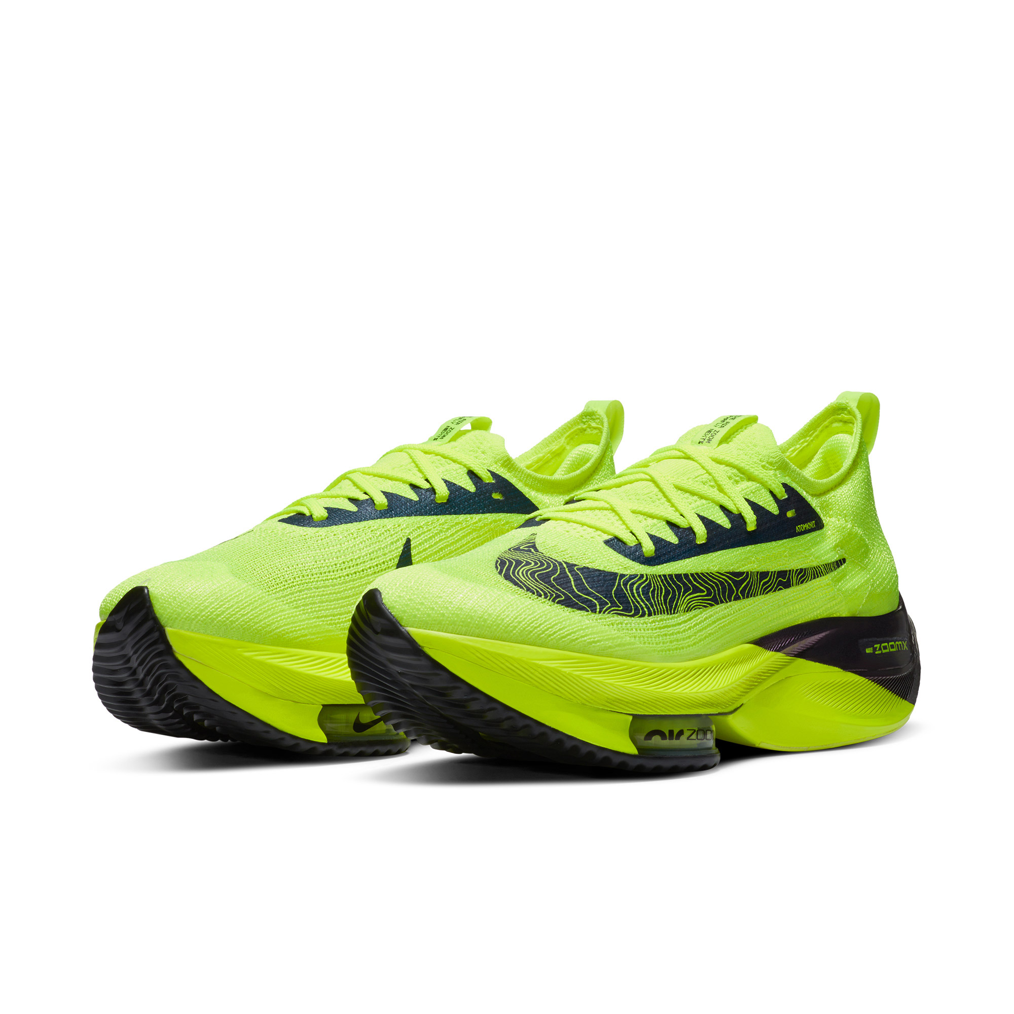 NIKE 耐克 AIR ZOOM ALPHAFLY NEXT% FK DC5238 男款跑步鞋