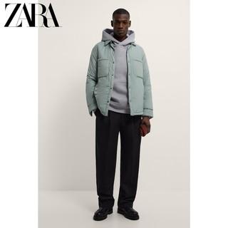 ZARA 08281404514 男士衬衫式夹克