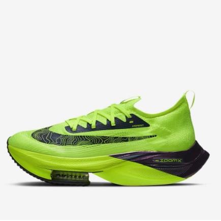 历史低价、补贴购 : NIKE 耐克 Air Zoom Alphafly NEXT% FK 男子跑步鞋