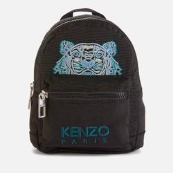 KENZO Kampus 女士帆布迷你背包-黑色