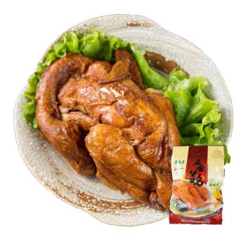 月盛斋 清真食品  五香酱鸡 550g *5件