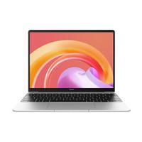 华为笔记本电脑MateBook 13 2021款 13.0英寸 11代酷睿i5 16G 512G 锐炬显卡/2K触控轻薄本/多屏协同 皓月银