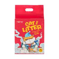 吖猫吖狗 沸石豆腐混合猫砂 6L