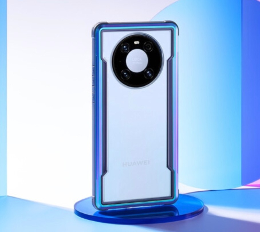 DEFENSE 华为Mate 40 Pro 金属手机壳 极光