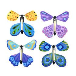 优迭尔 神奇会飞的小蝴蝶 4个装