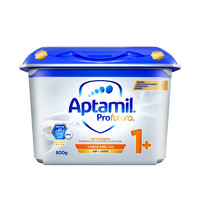 Aptamil 爱他美 白金双重HMO幼儿配方奶粉 1+段 800g *5件