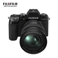 FUJIFILM 富士 X-S10 APS-C画幅 无反相机(XF16-80 套机)