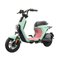 九號電動 C60 電動車 48v20ah鋰電池 春風粉綠