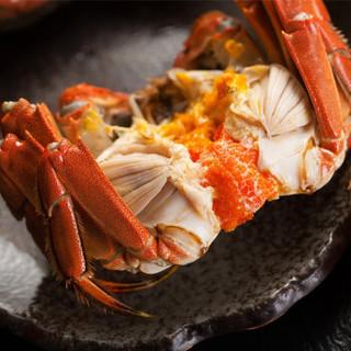 京觅 鲜活大闸蟹现货螃蟹 公3.4-3.8两 母2.4-2.8两 5对10只