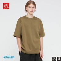 UNIQLO 优衣库  435806 五分袖T恤