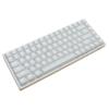 ROYAL KLUDGE RK84 84键 多模机械键盘 正刻 白色 Cherry红轴 单光