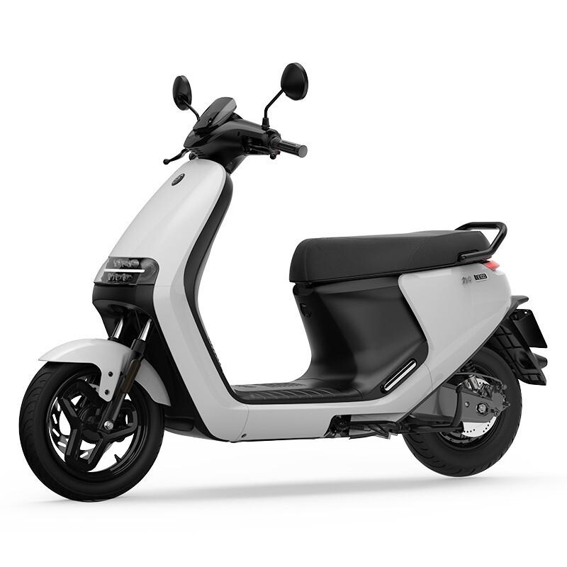九号电动 E100 电动车 72v20ah锂电池 白色