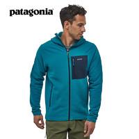 Patagonia巴塔哥尼亚外套男R2® TechFace抓绒夹克保暖软壳衣83730