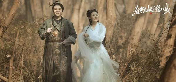 电影版《春光灿烂猪八戒》拍摄完毕,陶虹和翁虹回归