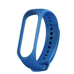 MI 小米 小米手环3/4系列 替换腕带 非原装 蓝色