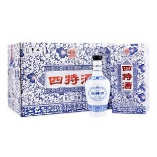 必买年货 : 四特酒 白酒 青花窖藏 特香型 50度 500ml*6瓶